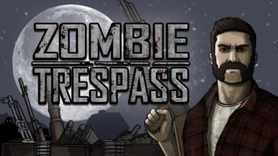 Zombie Trespass: Apocalypse screenshot one