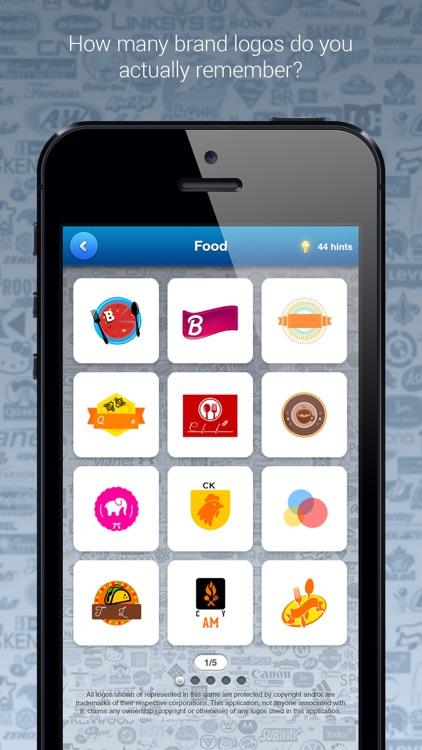 Logo Quiz Game - Guess Logos