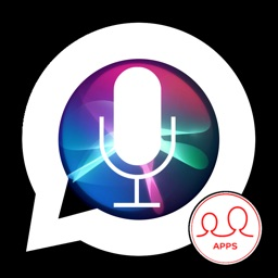 Commands for Siri App with Voice