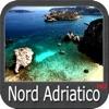 North Adriatic HD Nautical Map