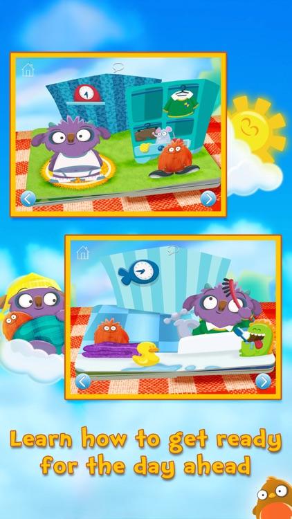 Wake Up Mo! ~ 3D Interactive Pop-Up Book screenshot-3
