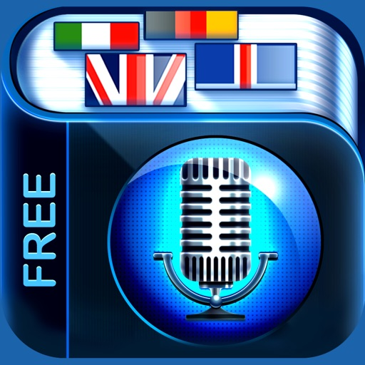 Translate Voice + translator iOS App