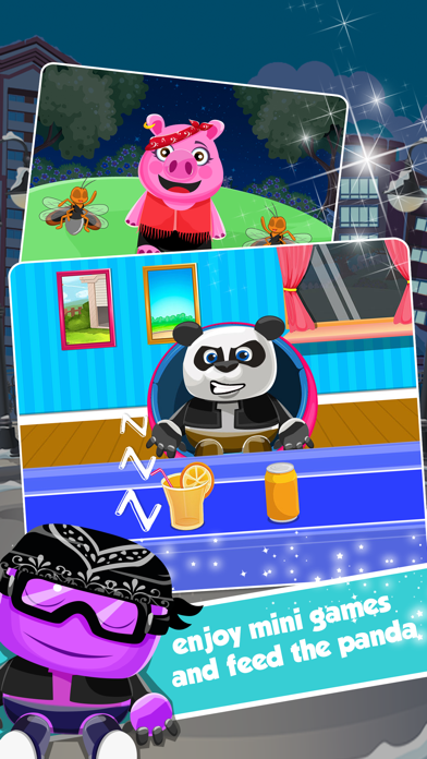 Panda & Friends Adventure 2.0 Screenshot on iOS
