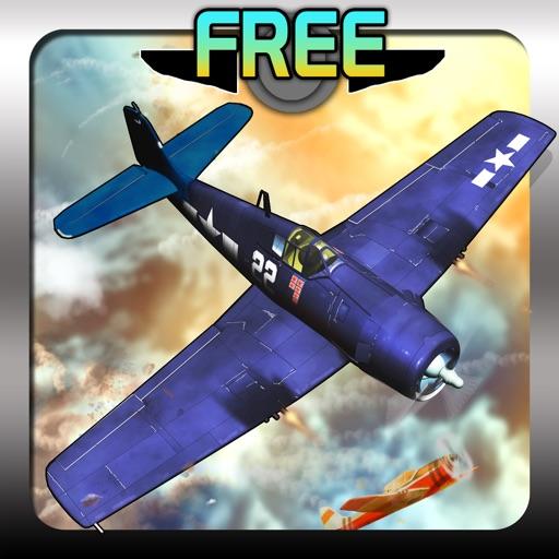 Самолет Pilot Летите бесплатно - Забавные игры истребительная авиационная