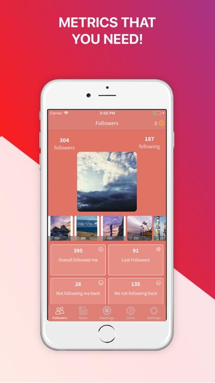 Followers News for Instagram