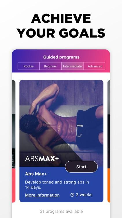 InstaFit - Home Workouts screenshot-3