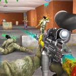 Paintball Shooter Fighting