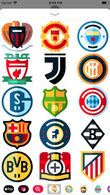 European Soccer Stickers