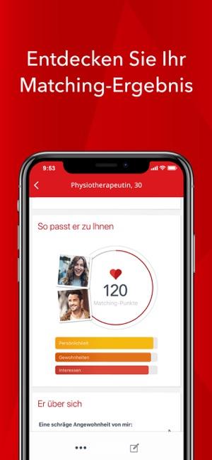 Parship Screenshot