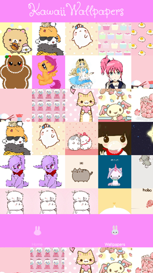 Kawaii Wallpapers Cute On The App Store