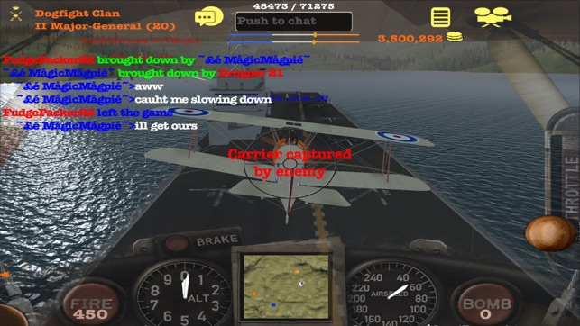 Dogfight Elite Screenshot