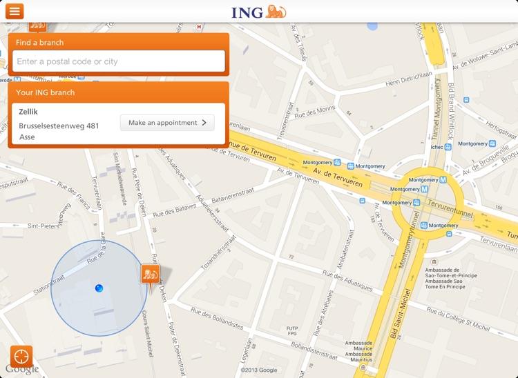 ING Smart Banking for iPad screenshot-3