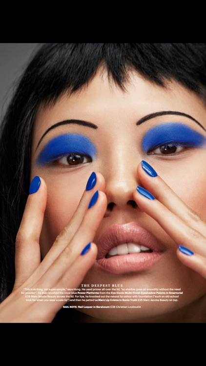 Glamour Magazine (UK) screenshot-4