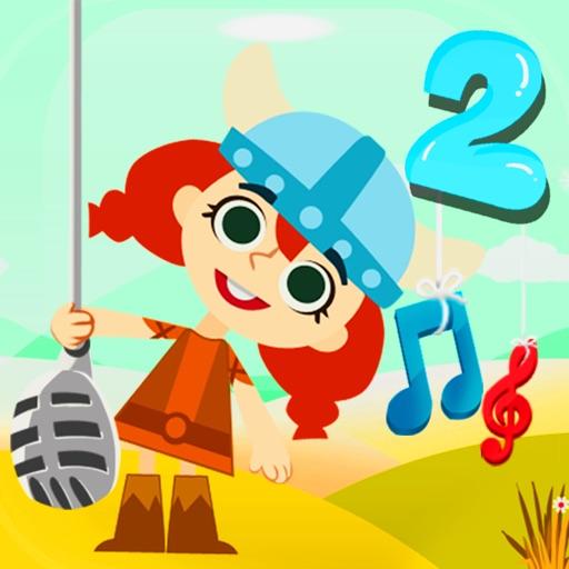 KinToons - Nursery Rhyme DJ 2 iOS App