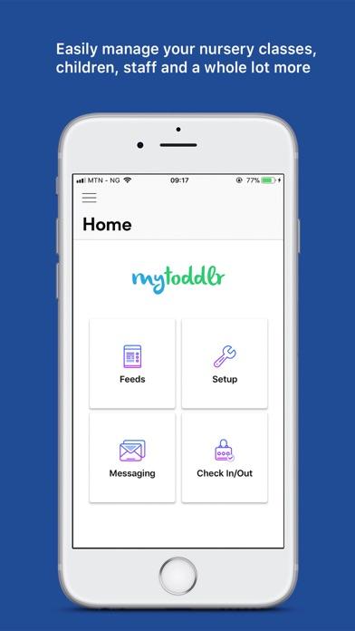 mytoddlr -Preschools & Parents screenshot one