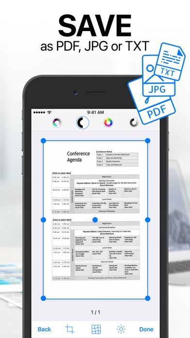 Scanner App: Scan PDF Document for Windows