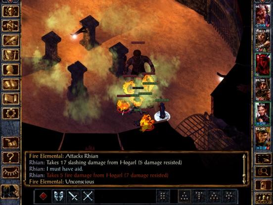 Screenshot #1 for Baldur's Gate