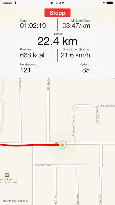 Biking Beacn ProScreenshot von 2