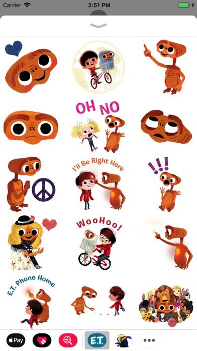 E.T. Stickers x Kim Smith screenshot 2