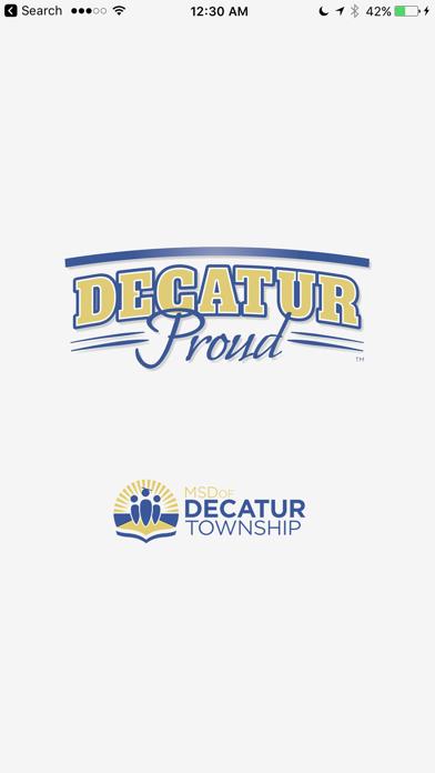 点击获取MSD of Decatur Township
