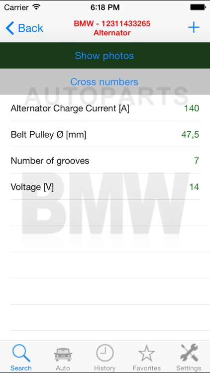 Autoparts for BMW screenshot-4