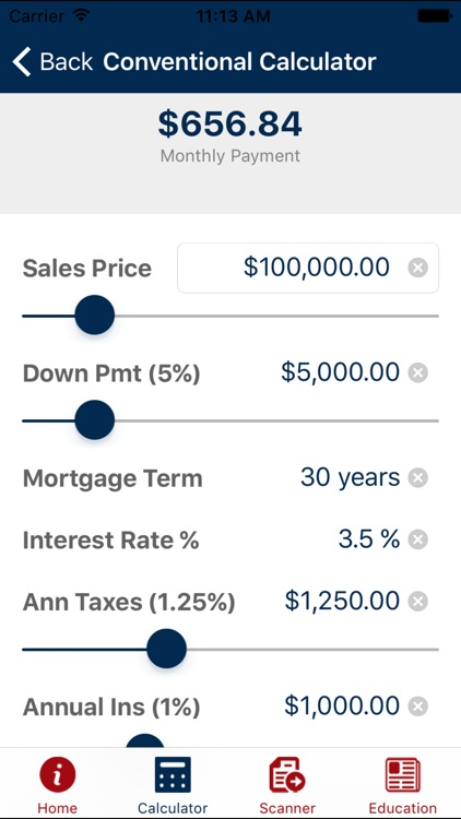 Military Home Loans screenshot-2