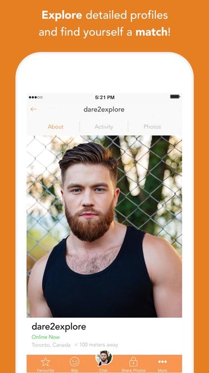 Thingbox - Gay Social Network screenshot-3