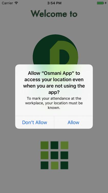 Osmani App