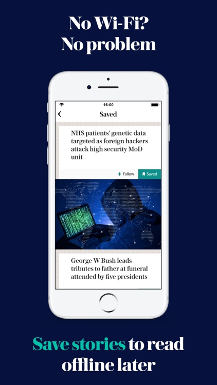 The Telegraph: UK News App screenshot-3