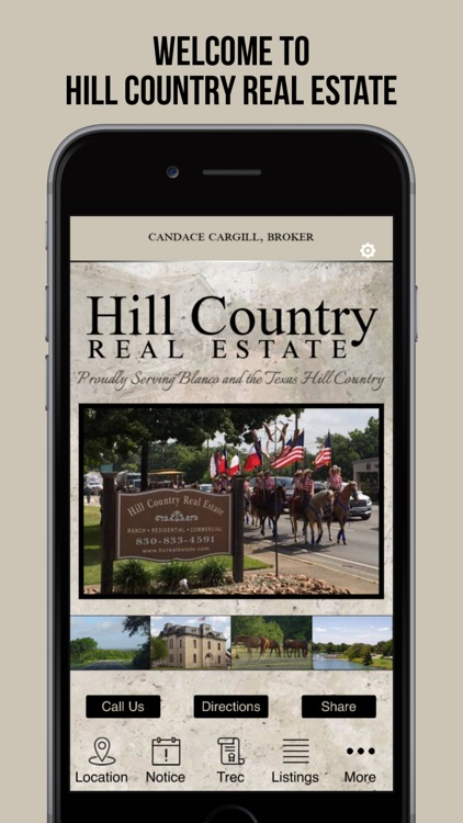 Hill Country Real Estate
