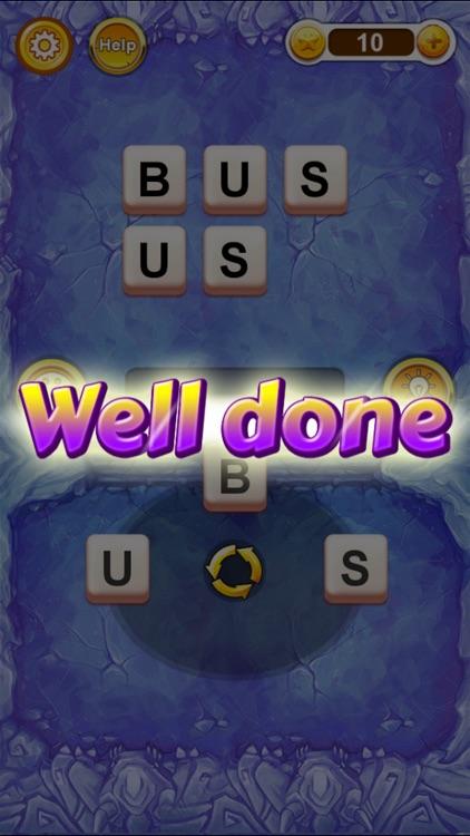 Word Heroes - Word Puzzle Game screenshot-3