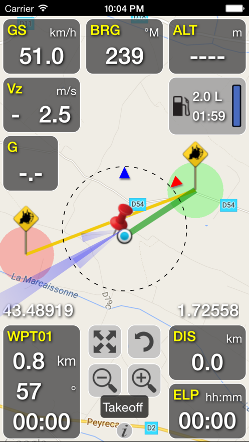 PPGpS App 截图