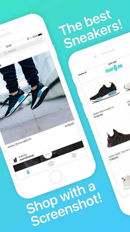 SnapMe - Shop Sneakers with a Screenshot screenshot-0