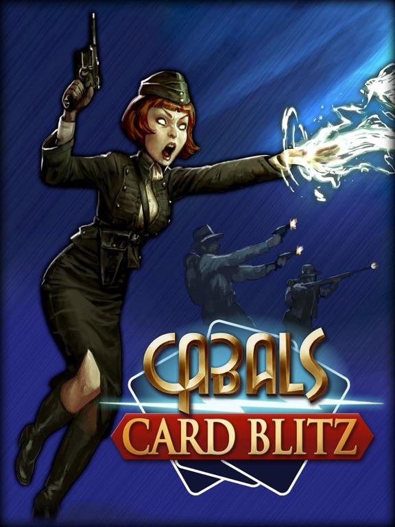 Cabals: Card Blitz на iPad