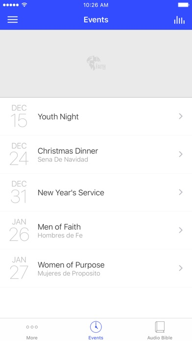 Faith Church Bakersfield screenshot 2