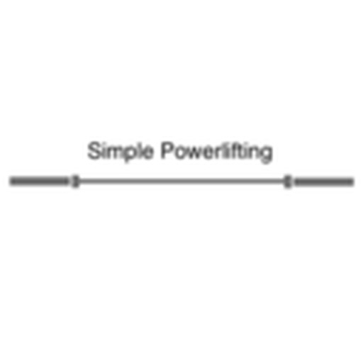 Simple Powerlifting by Sungjea Cho