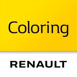 Coloring Renault