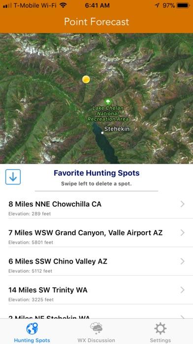 Best Hunting Times Calendar screenshot 1