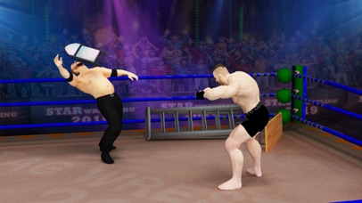 Real Wrestling Revolution 3d screenshot 7