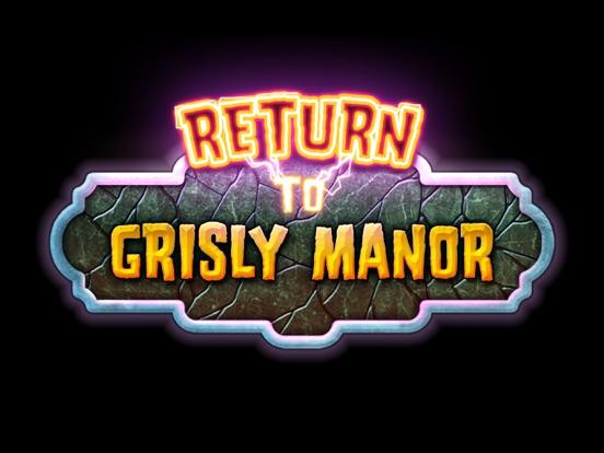 Return to Grisly Manor на iPad