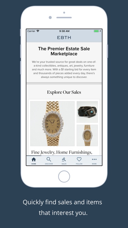 EBTH - Shop Estate Sales