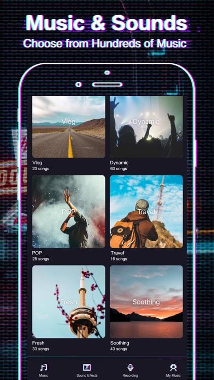 FX Editor- glitch video effect screenshot-4