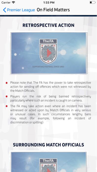 FA Player Essentials screenshot four