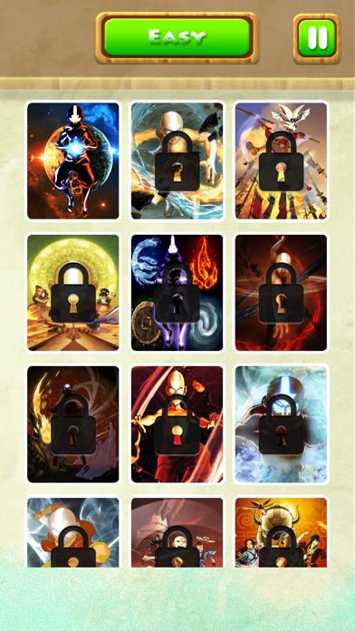 Jigsaw for: Avatar Airbender screenshot four