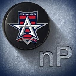 Allen Americans Air Hockey