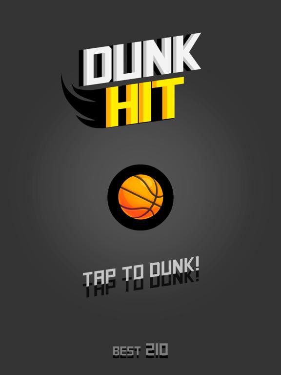 Скачать игру Dunk Hit