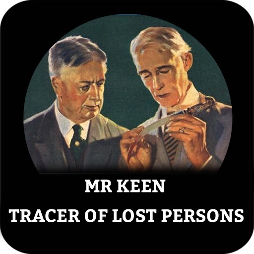 Mr.Keen,Tracer of Lost Persons