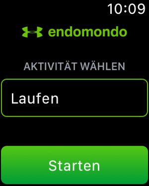 ‎Endomondo Sports Tracker Capture d'écran
