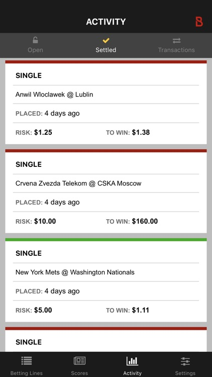 Bovada Bet Tracker screenshot-5