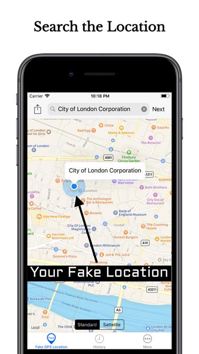 Fake GPS Location! Screenshot